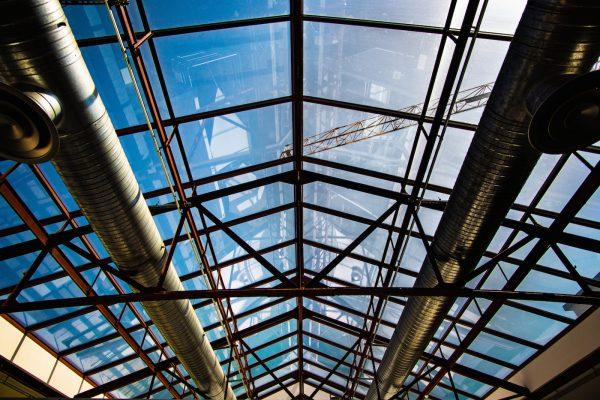 Verrières aluminium sur structure en acier par Verrières du Nord