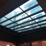 Verrières de toit de bureaux Parisiens par Verrières du Nord